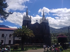 Banos, Ecuador