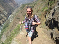 4 day jungle trek to Machu Picchu